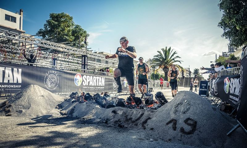 Spartan Triffecta Wold Championship